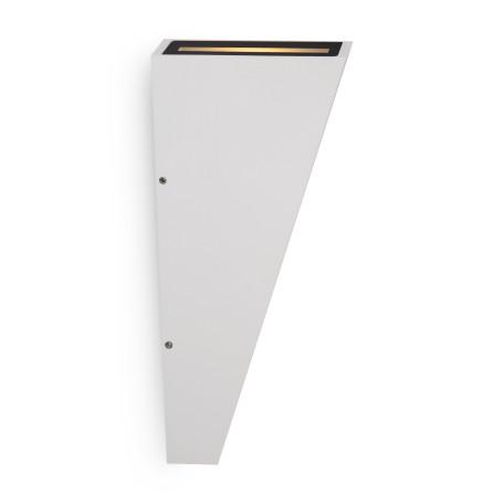 Настенный светильник Maytoni Times Square O580WL-L6W, IP54 3000K (теплый), белый, металл
