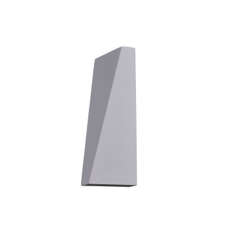 Настенный светодиодный светильник Maytoni Times Square O580WL-L6W, IP54, LED 6W 3000K 380lm CRI80, белый, металл - миниатюра 2