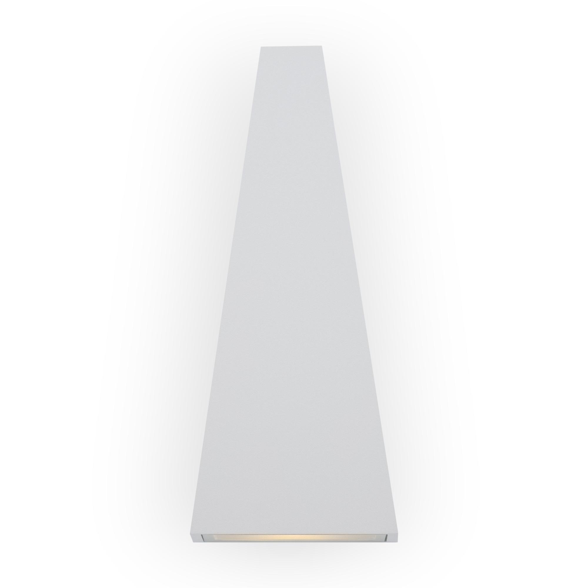 Настенный светодиодный светильник Maytoni Times Square O580WL-L6W, IP54, LED 6W 3000K 380lm CRI80, белый, металл - фото 3