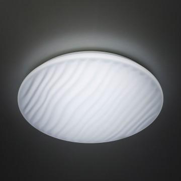 Потолочный светодиодный светильник с пультом ДУ Citilux Дюна LED CL72040RC, IP43, LED 40W 3000-4500K + RGB 2600lm, белый, металл, пластик - миниатюра 6