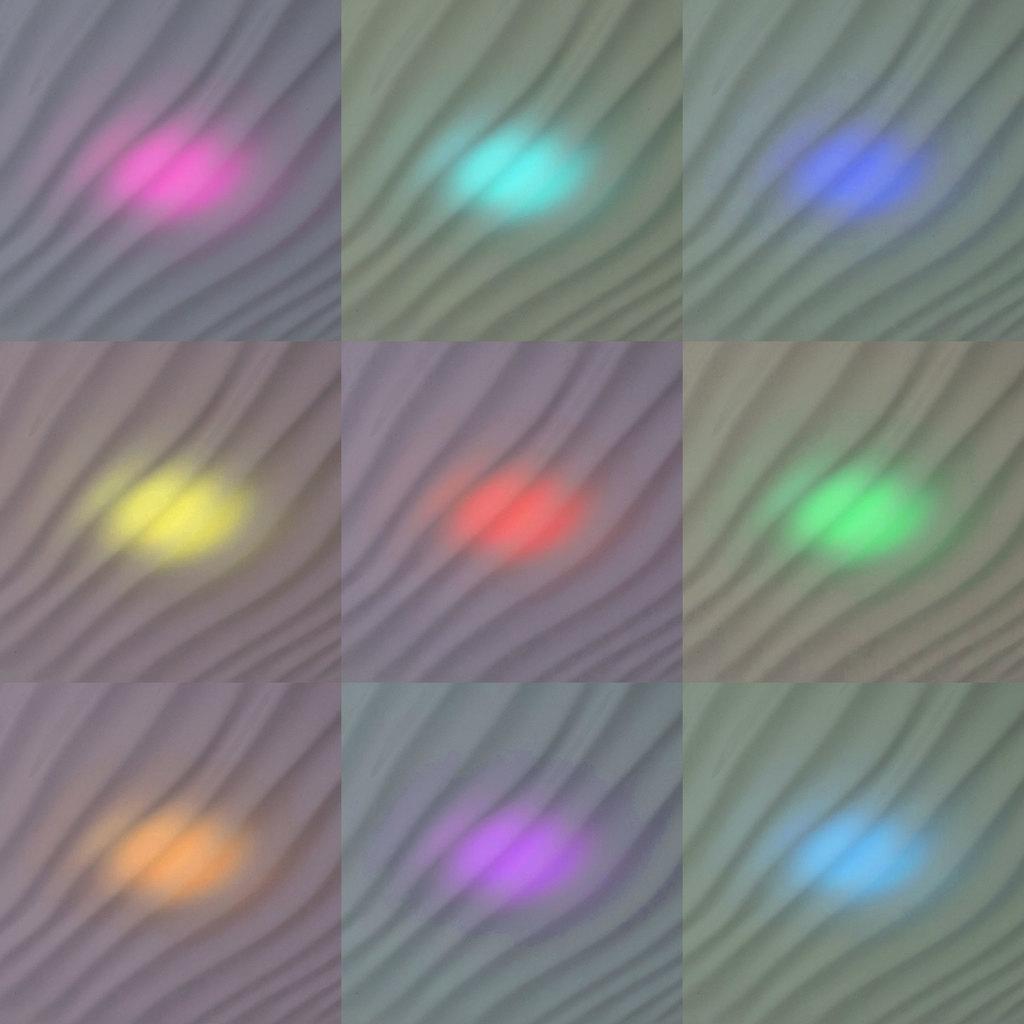 Потолочный светодиодный светильник с пультом ДУ Citilux Дюна LED CL72040RC, IP43, LED 40W 3000-4500K + RGB 2600lm, белый, металл, пластик - фото 8