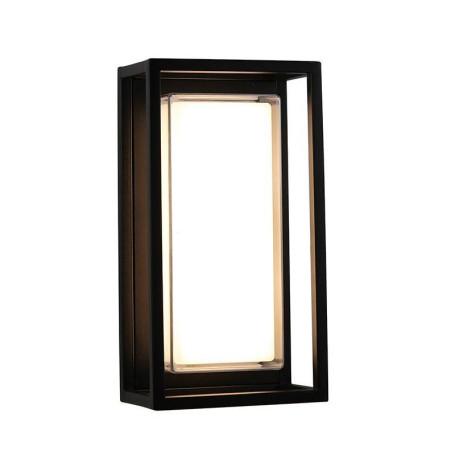 Настенный светодиодный светильник L'Arte Luce Aris L77689.31, IP44, LED 12W 4000K 500lm, металл, пластик
