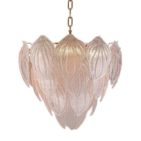 Подвесная люстра L'Arte Luce Luxury Novida L35100, 13xE14x40W, металл, стекло