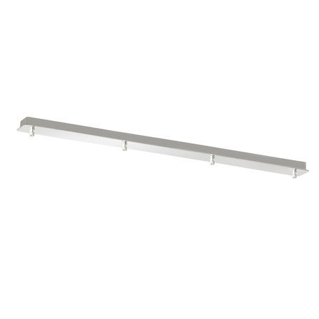 База для подвесного монтажа светильника Lumion Suspentioni 4505/4, хром, металл