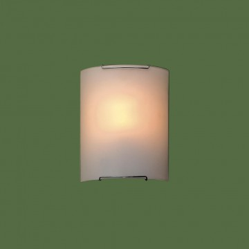 Настенный светильник Citilux Лайн CL921000, 1xE27x100W, хром, белый, металл, стекло - миниатюра 3