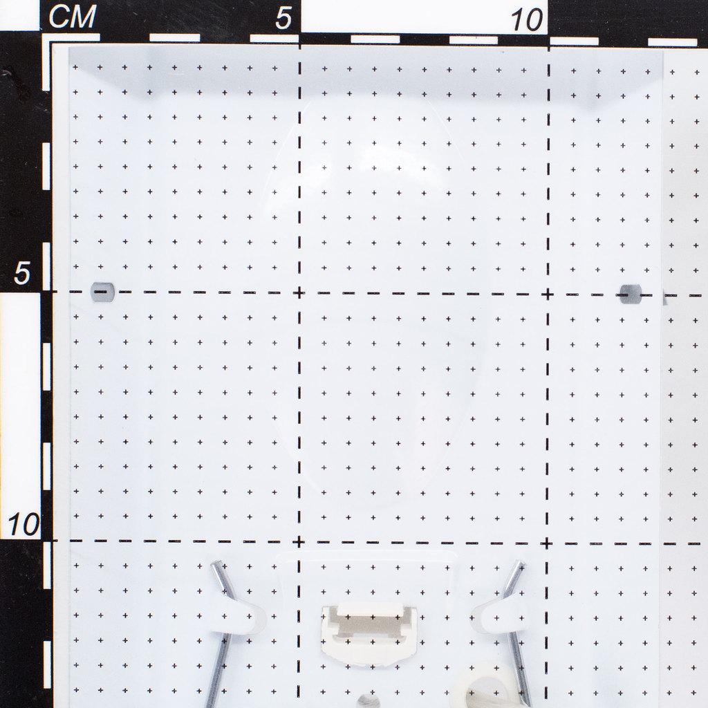 Настенный светильник Citilux Узор CL921024, 1xE27x100W, хром, белый, металл, стекло - фото 4