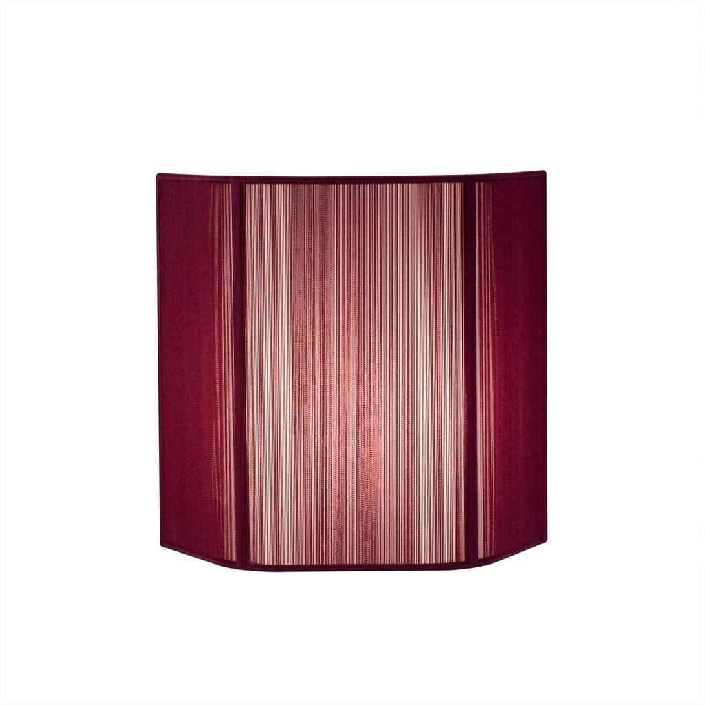 Настенный светильник Citilux CL923, CL936 CL923012, 1xE14x60W, хром, фиолетовый, металл, текстиль - фото 1