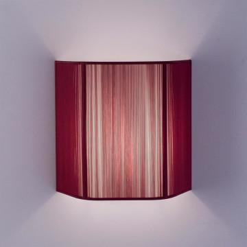 Настенный светильник Citilux CL923, CL936 CL923012, 1xE14x60W, хром, фиолетовый, металл, текстиль - миниатюра 3