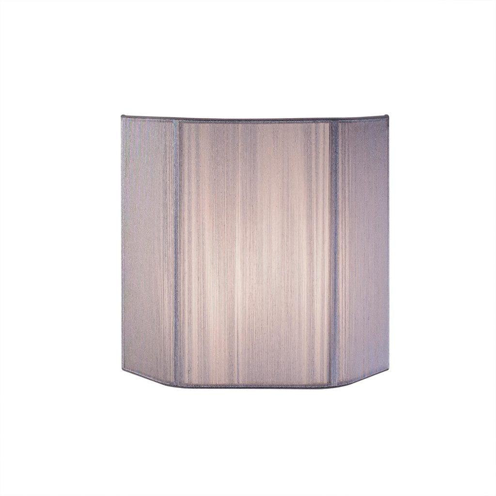 Настенный светильник Citilux CL923, CL936 CL923013, 1xE14x60W, серебро, металл, текстиль - фото 1