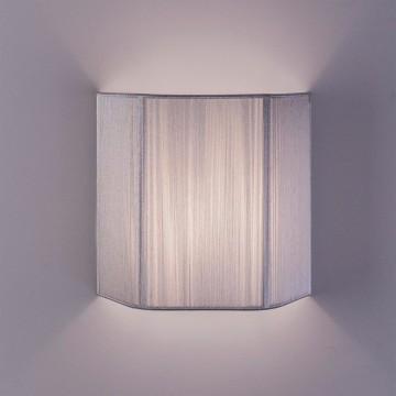 Настенный светильник Citilux CL923, CL936 CL923013, 1xE14x60W, серебро, металл, текстиль - миниатюра 3