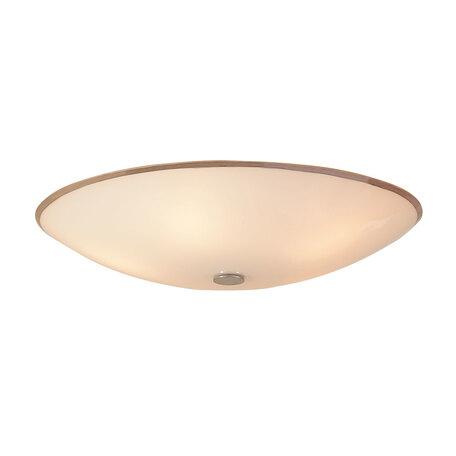 Потолочный светильник Citilux Лайн CL911502, 5xE27x75W, хром, белый, металл, стекло