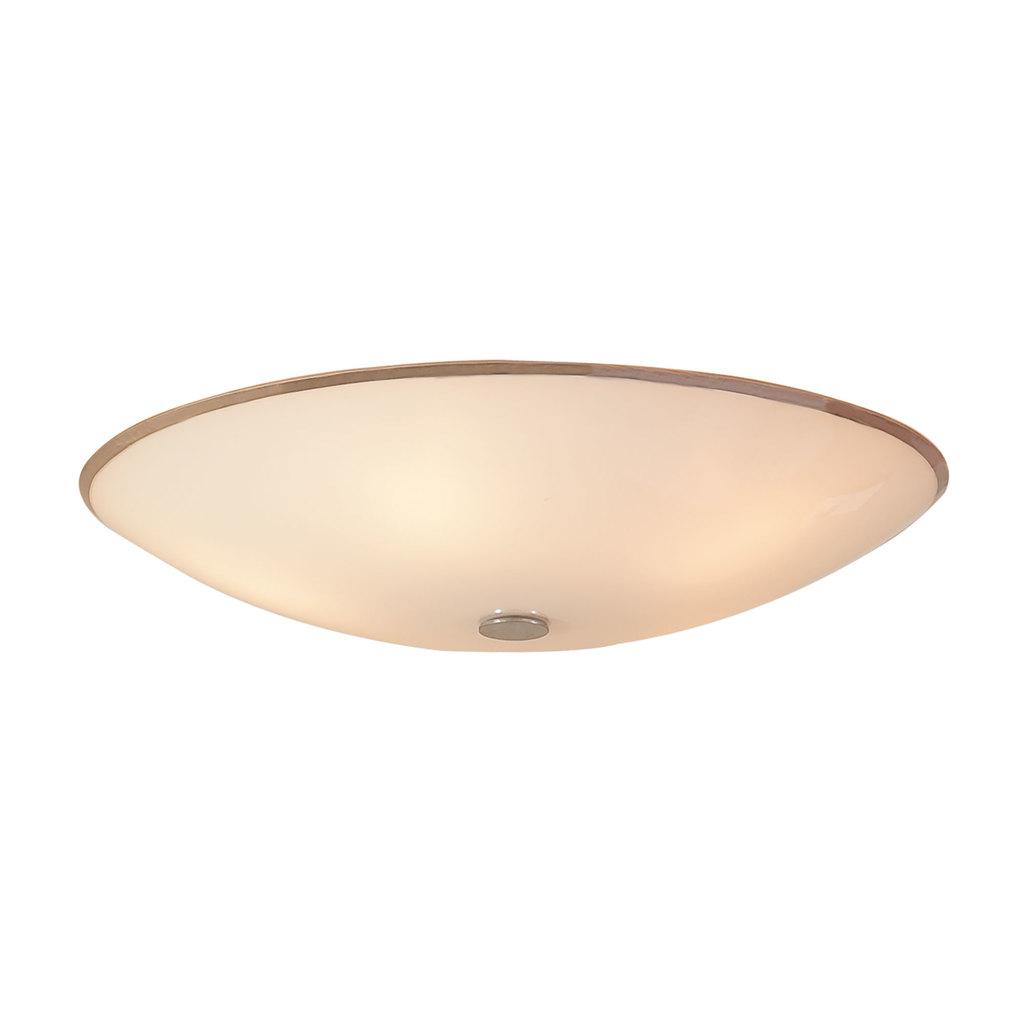 Потолочный светильник Citilux Лайн CL911502, 5xE27x75W, хром, белый, металл, стекло - фото 1