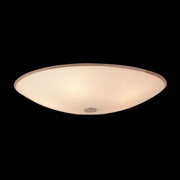 Потолочный светильник Citilux Лайн CL911502, 5xE27x75W, хром, белый, металл, стекло - миниатюра 2