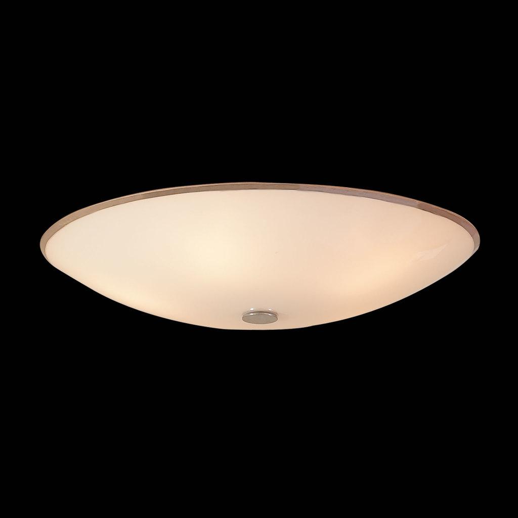 Потолочный светильник Citilux Лайн CL911502, 5xE27x75W, хром, белый, металл, стекло - фото 2