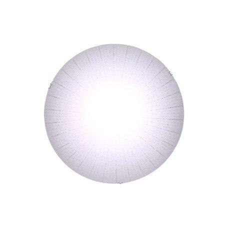 Потолочный светодиодный светильник Citilux Лучи CL918002, хром, белый, металл, стекло
