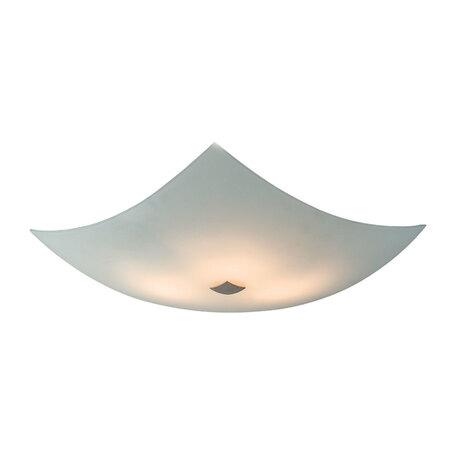 Потолочный светильник Citilux Лайн CL931011, 3xE27x100W, хром, белый, металл, стекло