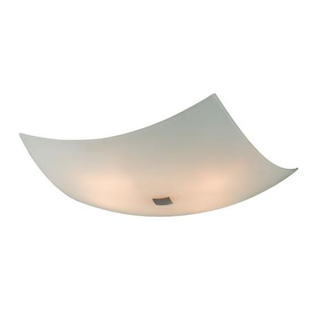 Потолочный светильник Citilux Лайн CL932011, 4xE27x100W, хром, белый, металл, стекло