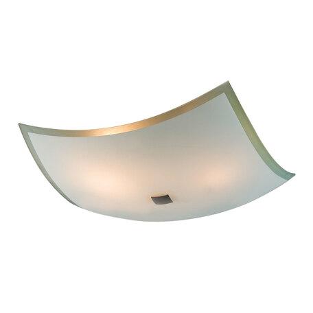 Потолочный светильник Citilux Лайн CL932021, 4xE27x100W, хром, белый, металл, стекло