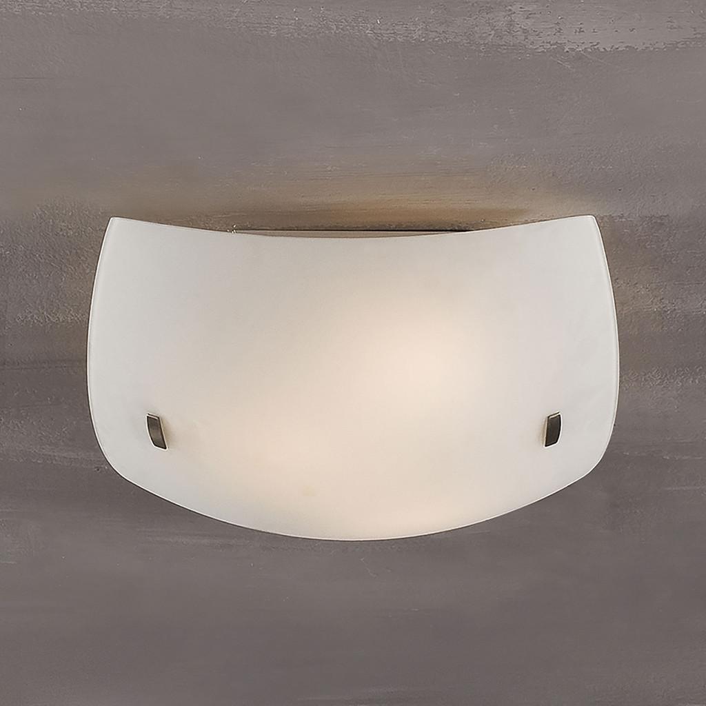 Потолочный светильник Citilux Лайн CL933011, 3xE27x100W, хром, белый, металл, стекло - фото 3