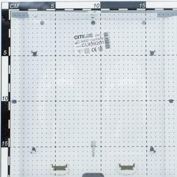 Потолочный светильник Citilux Спутник CL939201, 2xE27x100W, венге, белый, металл, стекло - миниатюра 7