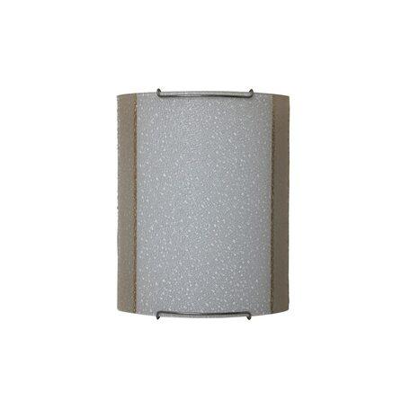 Настенный светильник Citilux Лайн CL921081D, 1xE27x100W, хром, металл, стекло