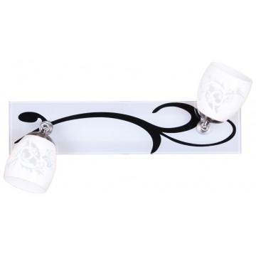 Потолочный светильник с регулировкой направления света Velante 223-101-02
