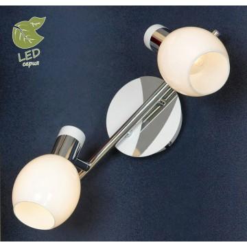 Потолочный светильник с регулировкой направления света Lussole Promo Parma GRLSX-5001-02