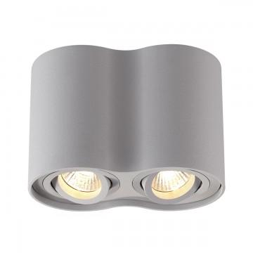 Потолочный светильник Odeon Light 3831/2C, серый, металл - миниатюра 1