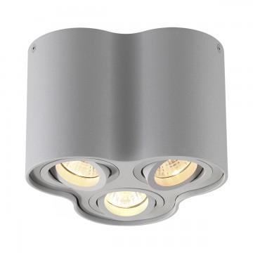 Потолочный светильник Odeon Light 3831/3C, серый, металл - миниатюра 1