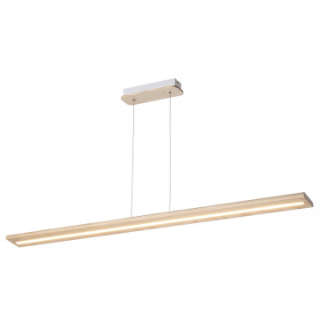 Подвесной светильник Odeon Light 3868/50L, коричневый, металл, пластик