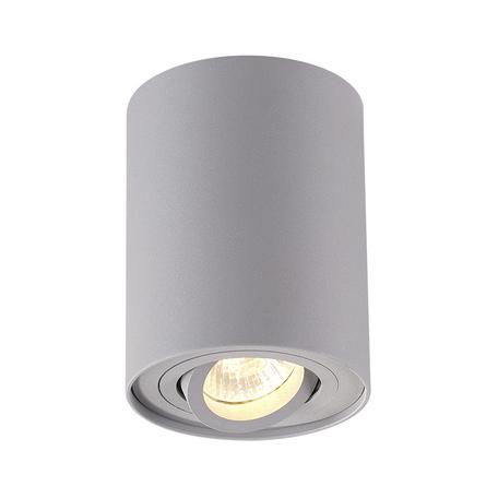 Потолочный светильник Odeon Light Pillaron 3831/1C, 1xGU10x50W, серый, металл