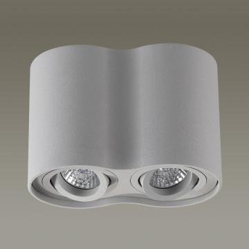 Потолочный светильник Odeon Light 3831/2C, серый, металл - миниатюра 4
