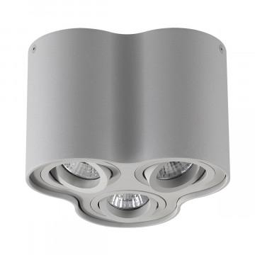 Потолочный светильник Odeon Light 3831/3C, серый, металл - миниатюра 2