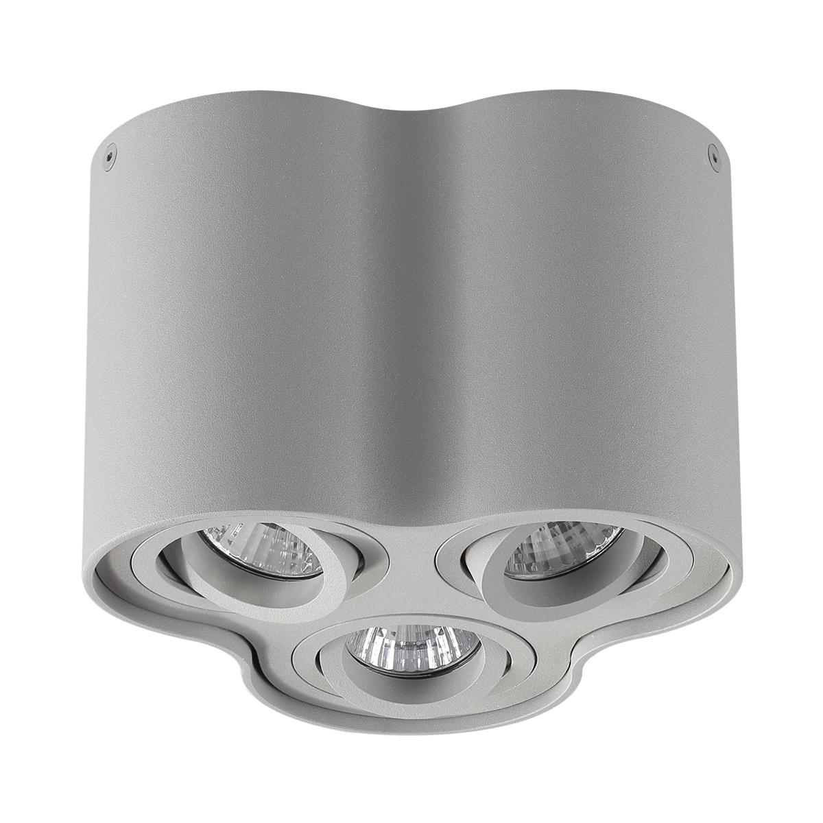 Потолочный светильник Odeon Light 3831/3C, серый, металл - фото 2
