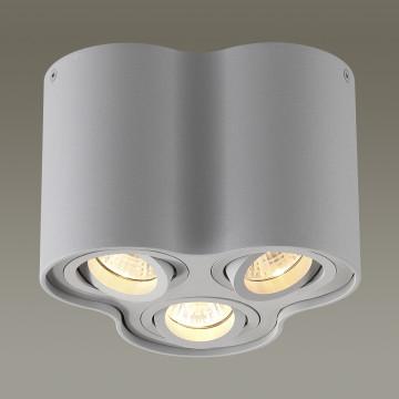 Потолочный светильник Odeon Light 3831/3C, серый, металл - миниатюра 3