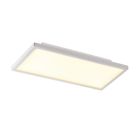 Потолочный светодиодный светильник Odeon Light Super Slim 3870/15CL 3000K (теплый), белый, металл, пластик