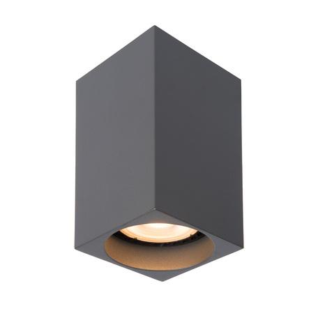 Потолочный светильник Lucide Delto 09916/05/36, 1xGU10x5W, черный, металл
