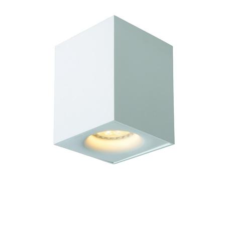 Потолочный светильник Lucide Bentoo-LED 09913/05/31, 1xGU10x5W, белый, металл