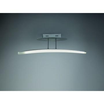 Потолочный светильник Mantra Hemisferic 4083, алюминий, белый, металл, пластик