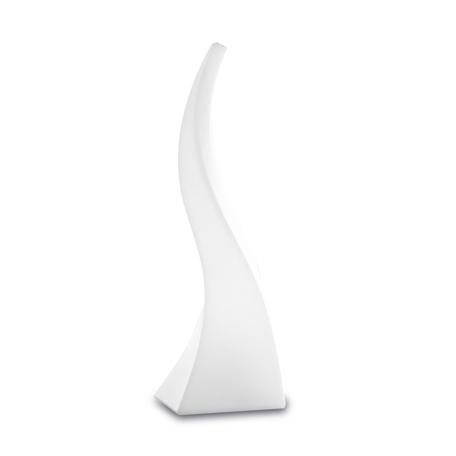 Торшер Mantra Flame 1326, IP65, белый, металл, пластик