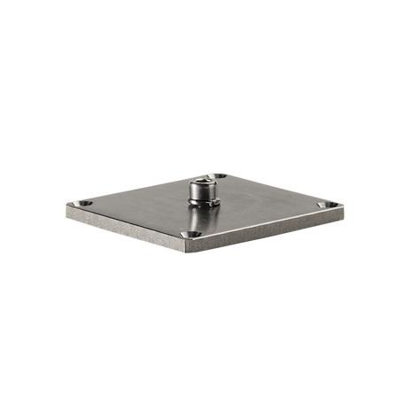 База для садово-паркового светильника SLV DASAR® PROJECTOR 233582, хром, металл