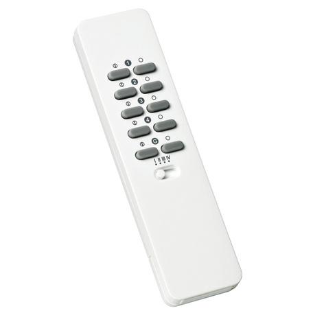 Пульт дистанционного управления SLV CONTROL BY TRUST 470800, белый
