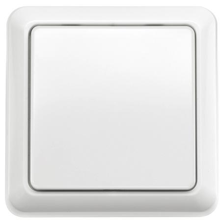 Радиовыключатель SLV CONTROL BY TRUST 470812, белый
