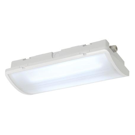 Светодиодный светильник-указатель SLV P-LIGHT 38 CW 240004, IP65, LED 6000K, белый