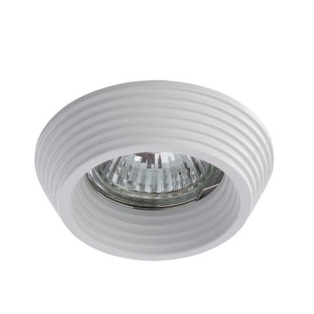 Встраиваемый светильник Arte Lamp A1058PL-1WH Cromo, белый