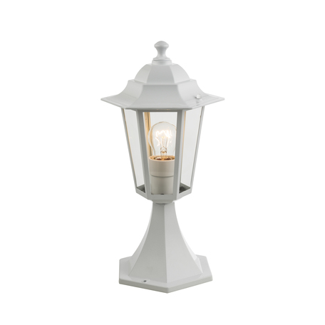 Садово-парковый светильник Globo Adamo 31872, IP44, 1xE27x60W, металл, пластик