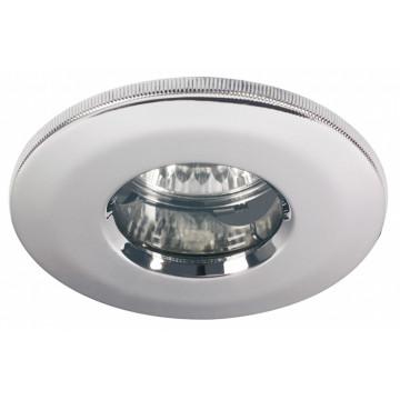 Встраиваемый светильник Paulmann Premium IP65 99342, IP65, 1xGU5.3x35W, хром, металл