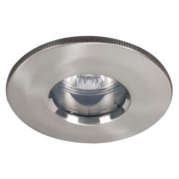 Встраиваемый светильник Paulmann Premium IP65 99343, IP65, 1xGU5.3x35W, матовый хром, металл