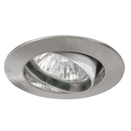 Встраиваемый светильник Paulmann Premium Line Halogen 12V GU4 35mm 99357, IP23, 1xGU4x35W, металл