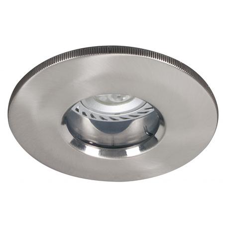 Встраиваемый светильник Paulmann Premium Line LED IP65 99461, IP65, 1xGU5.3x4W, матовый хром, металл